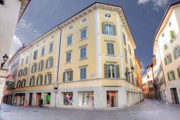 Appartamento in affito - Foto palazzo, Rovereto, via delle Scuole 1 - Toxon S.p.A.