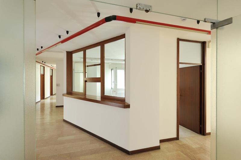 Prestigiosi uffici in affitto trento via vannetti 39 for Uffici in affitto milano