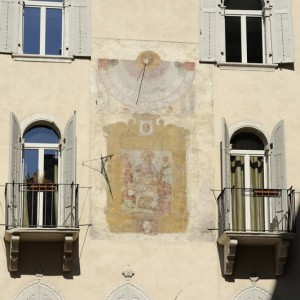 Trento – Vicolo del Vò 27 – particolare – Toxon immobiliare