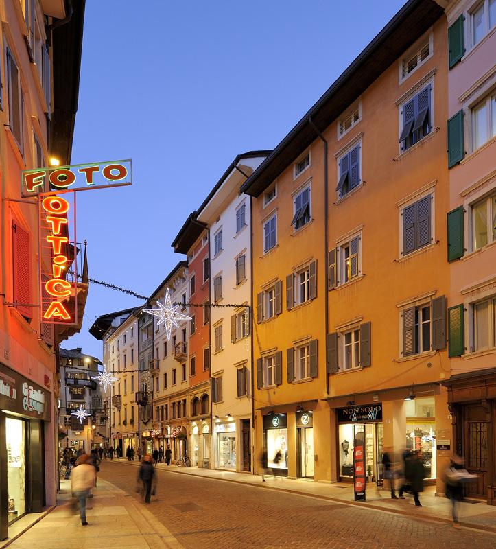 Trento – Via San Pietro, 29 – Int. 06 [Affitto Appartamento]