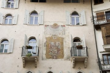 Trento - Vicolo del Vò 27 - particolare - Toxon immobiliare