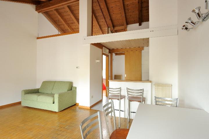 Rovereto - Via delle Scuole 1 - Int. 9 - Toxon Immobiliare