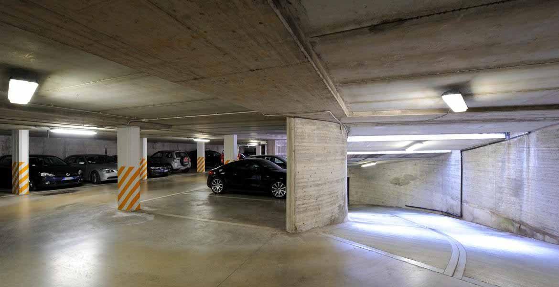 Garage privato Piazzetta Lunelli Trento
