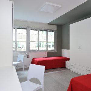 Affitto stanza letto – Trento Via Vannetti – Toxon S.p.a. Stanza B_01