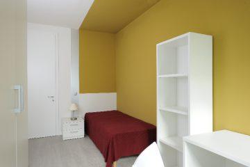 Stanza in residenza universitaria a Trento