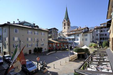 Piazzetta Lunelli a Trento
